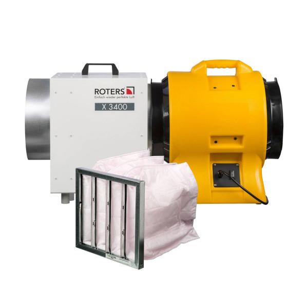 Filterpatrone F7 für X 3400